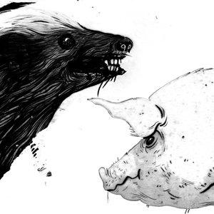 Honey Badger/Pig (Limited Ed.12\'\')