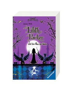 Lilith Parker, Band 2: Lilith Parker und der Kuss des Todes
