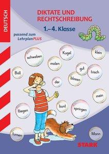 Sammelband Grundschule - Deutsch Diktate 1.-4. Klasse mit MP3-CD