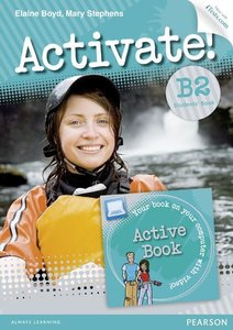 Activate! B2 Students' Book (with Active Book DVD-ROM)