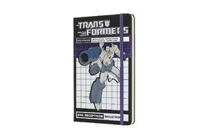 Notizbuch Transformers Megatron