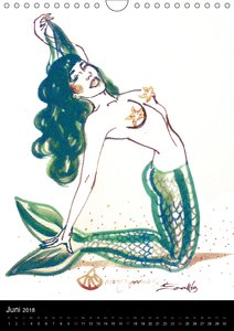 Betty Page - Quickies by SARA HORWATH