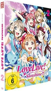 Love Live! Sunshine!! - DVD 2