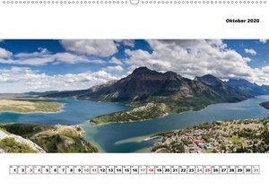 Kanada - Rocky Mountains - XXL Panoramen