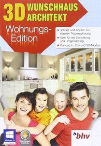 3D Wunschhaus Architekt 9 Wohnungsedition. Für Windows 10, 8.1,
