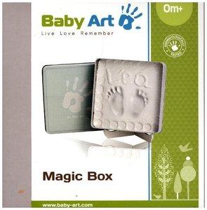 Magic Box, Eckig, Ocean