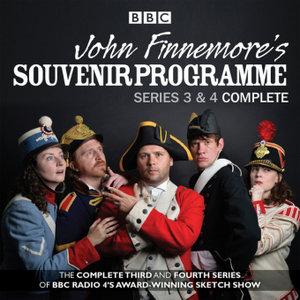 John Finnemore's Souvenir Programme: Series 3
