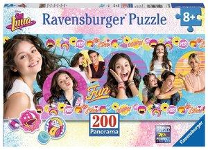 Luna, Matteo, Ambar und Simon (Kinderpuzzle)