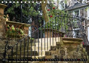 Entdecke Edinburgh (Tischkalender 2019 DIN A5 quer)