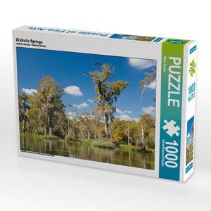 CALVENDO Puzzle Walkulla Springs 1000 Teile Lege-Größe 64 x 48 c
