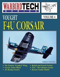 Vought F4u Corsair- Warbirdtech Vol. 4