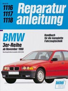 BMW 3er-Reihe ab November 1990. Sechszylindermodelle 320i / 325i