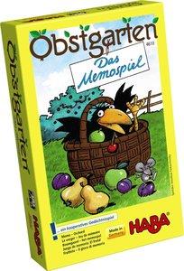 Obstgarten - Das Memo-Spiel