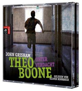 Theo Boone - Unter Verdacht