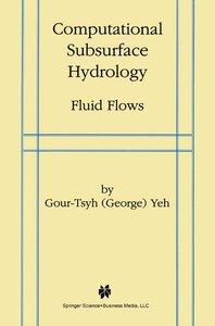 Computational Subsurface Hydrology