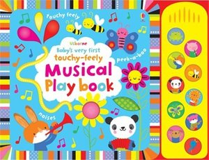Baby's Very First Musical Play Book