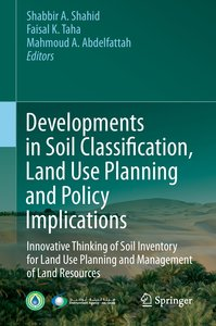Developments in Soil Classification, Land Use Planning and Polic