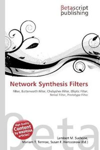 Network Synthesis Filters