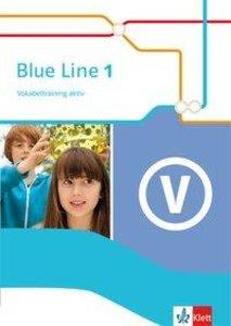 Blue Line 1. Vokabeltraining aktiv. Ausgabe 2014