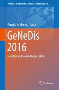 GeNeDis 2016