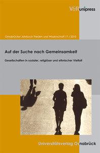 Osnabrücker Jahrbuch Frieden und Wissenschaft XVII / 2010