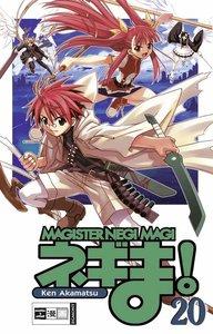 Negima! Magister Negi Magi 20