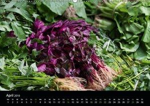 Märkte in Vietnam (Wandkalender 2019 DIN A2 quer)