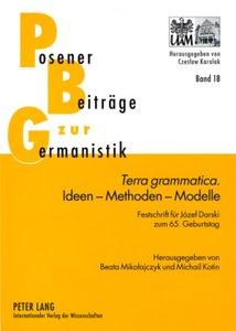 Terra grammatica.. Ideen - Methoden - Modelle