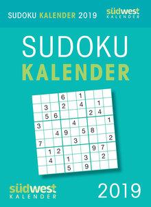 Sudoku Kalender 2019 Tagesabreißkalender
