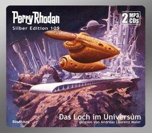 Perry Rhodan Silber Edition 109: Das Loch im Universum (2 MP3-CD