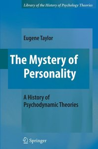 The Mystery of Personality