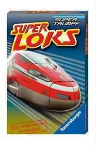 Ravensburger 20308 - Superloks, Supertrumpf