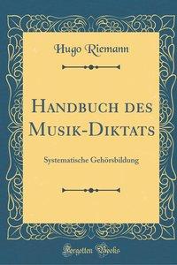 Handbuch des Musik-Diktats