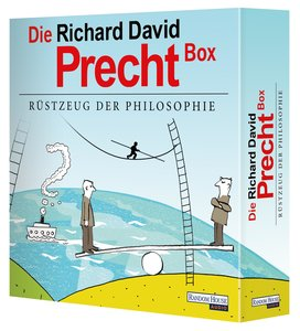Die Richard David Precht Box - Rüstzeug der Philosophie