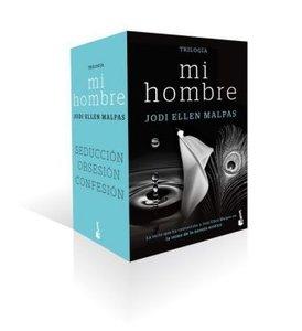 "Trilogía ""Mi hombre"" (Estuche 3 vols.)"