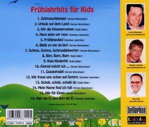 Frühjahrhits für Kids