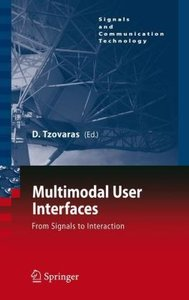 Multimodal User Interfaces