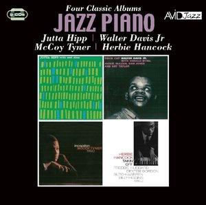 JAZZ PIANO - FOUR CLASSIC ALBUMS