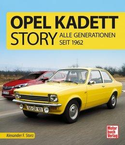 Opel Kadett-Story