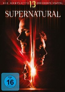 Supernatural: Die komplette 13. Staffel (5 Discs). Staffel..14,