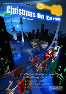 Christmas on Earth für Gitarre