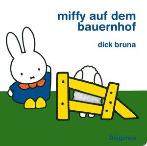 Miffy auf dem Bauernhof