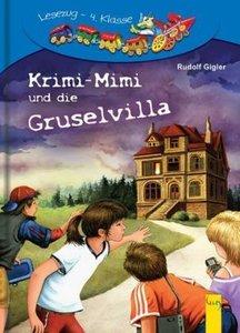 Krimi-Mimi und die Gruselvilla