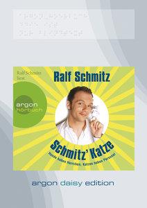 Schmitz' Katze (DAISY Edition)