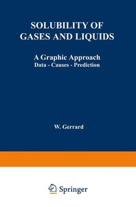 Solubility of Gases and Liquids