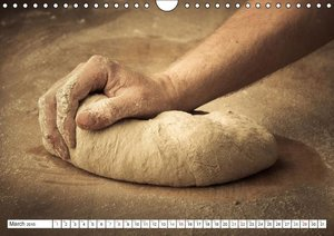 Bread & Coffee Impressions 2015 UK-Version (Wall Calendar 2015 D
