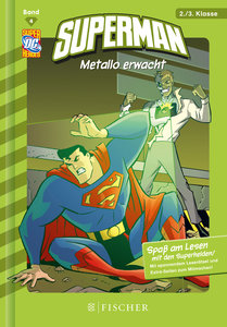 Superman 04: Metallo erwacht