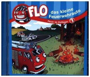 Flo-Das kleine Feuerwehrauto (3)