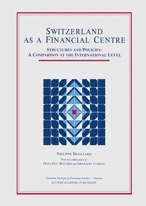 Switzerland as a Financial Centre