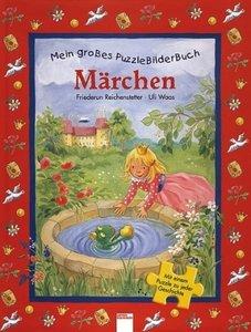 Mein Puzzlebuch: Allererste Märchen